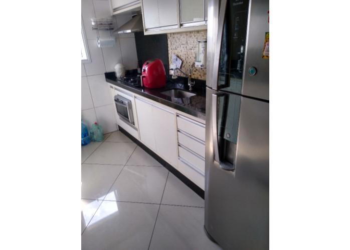 Apartamento 2 dormitórios 63 m² Santo André - Vila Valparaíso.