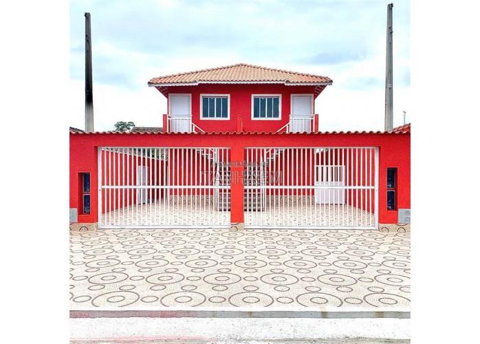 Imovel para financiar em Itanhaém, casa linda na praia.