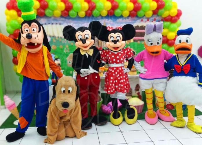 Festas e Eventos Infantis - Show Cover