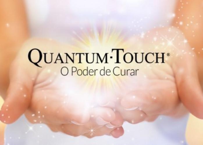 Quantum Touch - Toque Quântico - Dr. Hugo terapeuta atende em Santo André no ABC