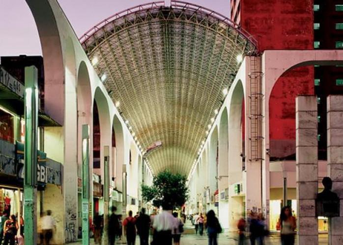 Excelente Ponto Comercial 40 m² no Centro de Santo André - Próximo do Calçadão da Oliveira Lima.