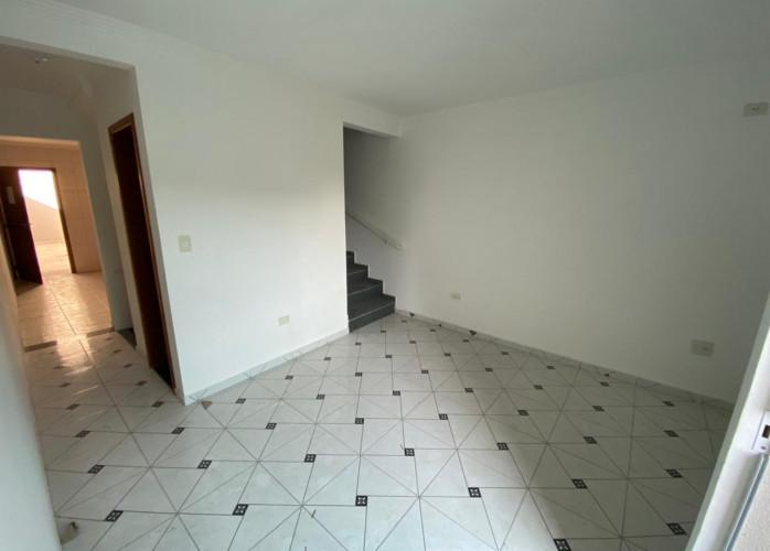 Sobrado Novo 3 Dormitórios na Vila Humaitá - Santo André.