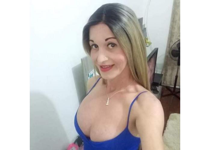 Amanda a loirinha sexy