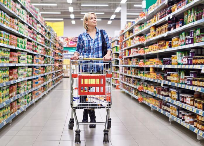 Supermercado em Santo André.