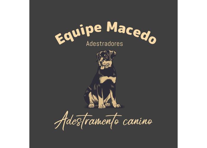 Equipe Macedo adestramento canino RJ