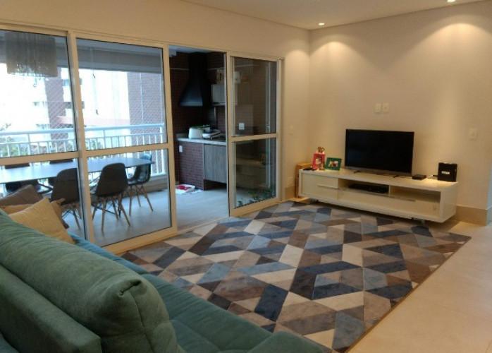 Apartamento 3 Suítes 127 m² em São Bernardo do Campo - Centro.