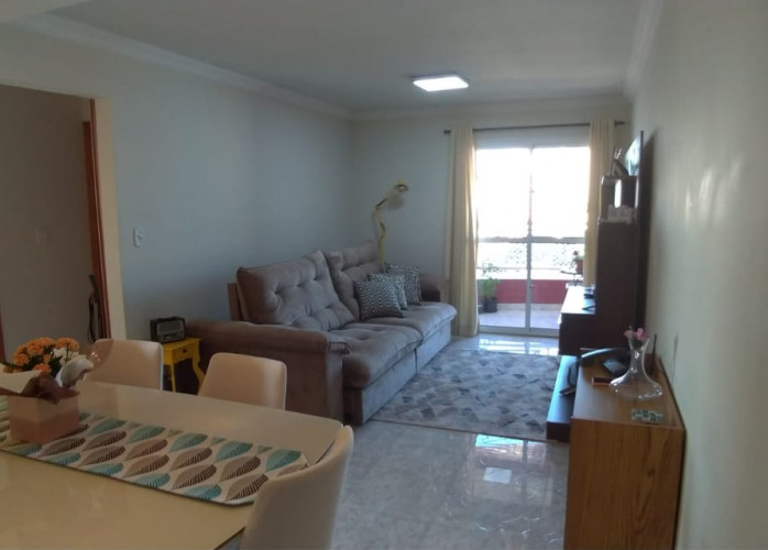 Apartamento 03 dormitórios 90 m² em São Caetano do Sul - Bairro Santa Maria.