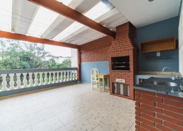 Casa Assobradada 2 Dormitórios 164 m² na Vila Tibiriçá - Santo André.
