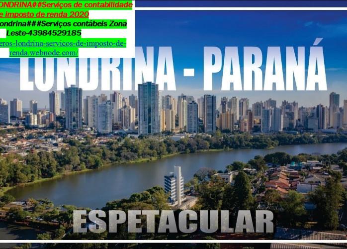 Avenida Higienópolis contabilidade   Comprovante de Renda – Londrina Pr