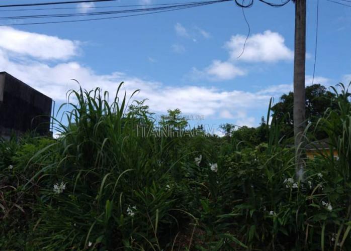 Terreno escriturado para 2 casas, a venda em Itanhaém.