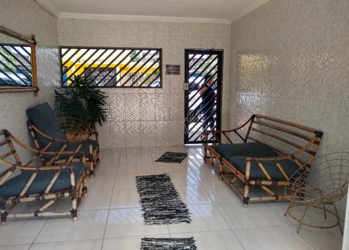 Apartamento tipo kitnet a venda financiada em Itanhaém
