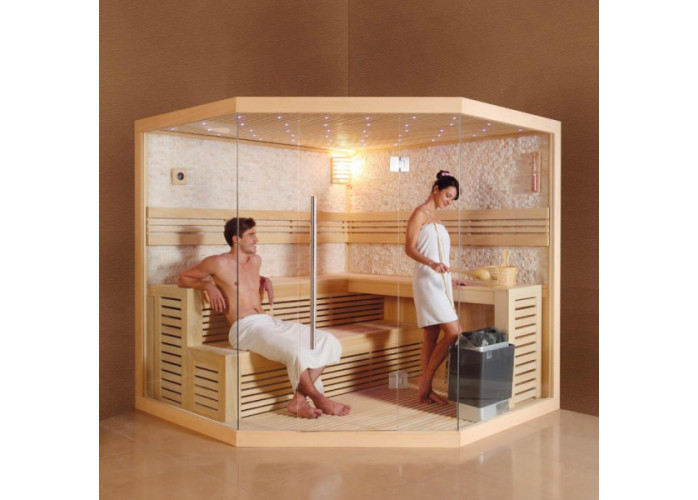 Vendas, Instalação e Manutenção de Saunas - Tec Saunas