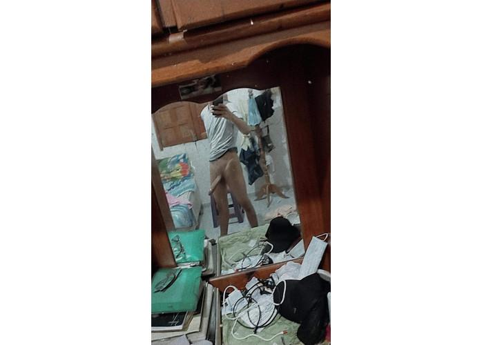 🔥 Novinho magrinho dotado 22 cm grosso