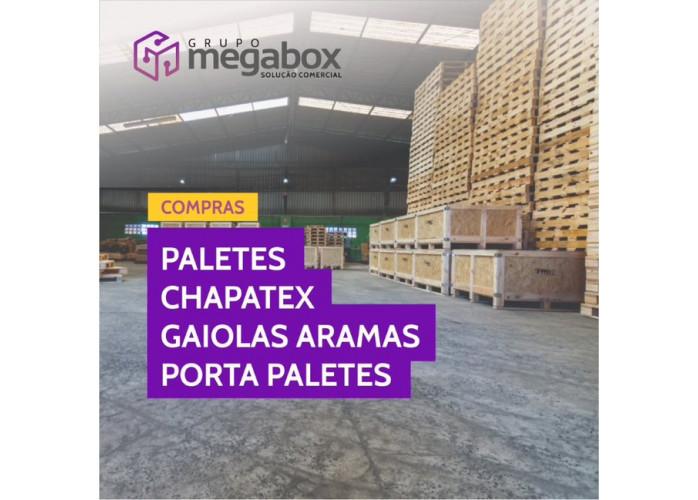 A Mega Box Paletes - Grupo Mega Box - AM