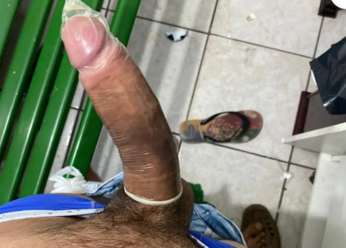 Igor Castro Acompanhante Massagista 20cm