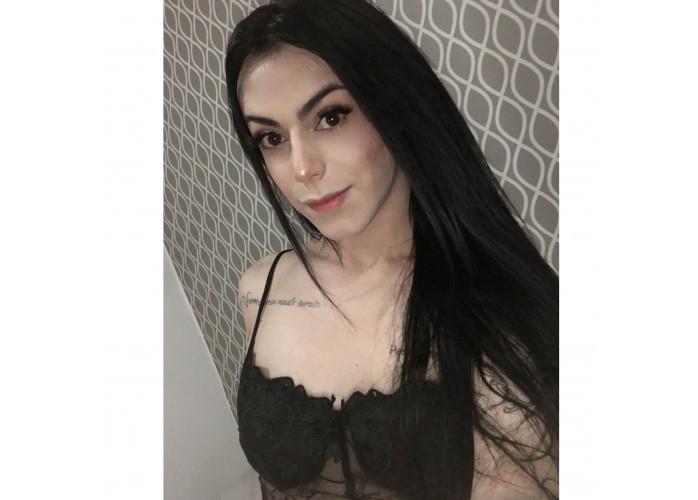 Manuelly Ferraz transex novinha com local