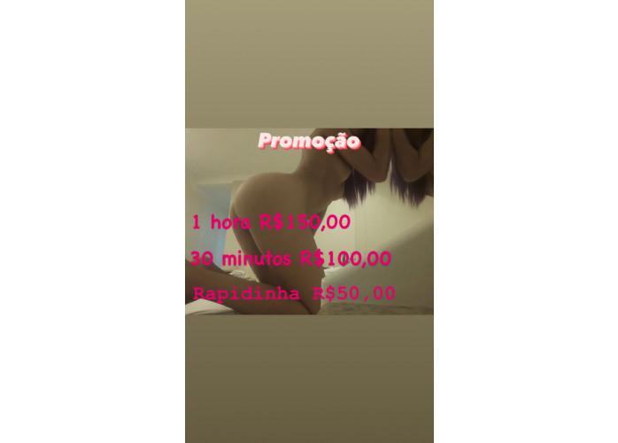 Promoção $50 rapidinha gostosa