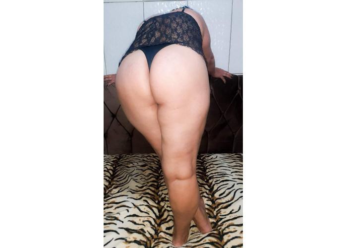 Mulher Madura com local próprio 60 reais meia hora