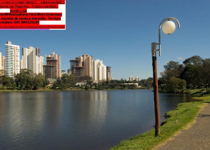 Londrina Avenida Robert Koch Dumont contabilidade  Comprovante de Renda