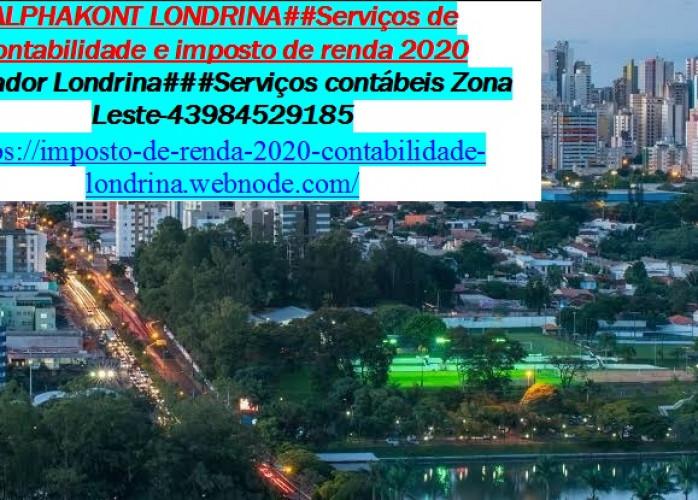Declaração do imposto de renda em Londrina,PR, Leão Imposto DE Renda 2022