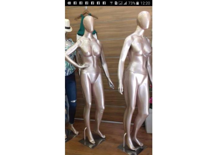 Reforma personalizada de manequins