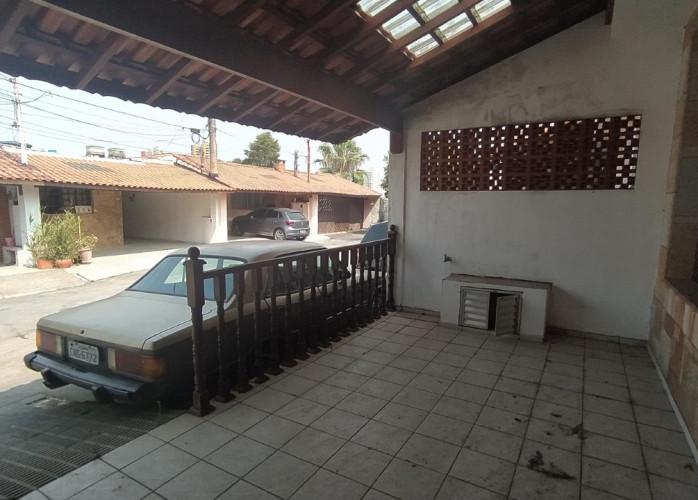Casa Térrea 124 m² em Condomínio Fechado no Bairro Campestre - Santo André.