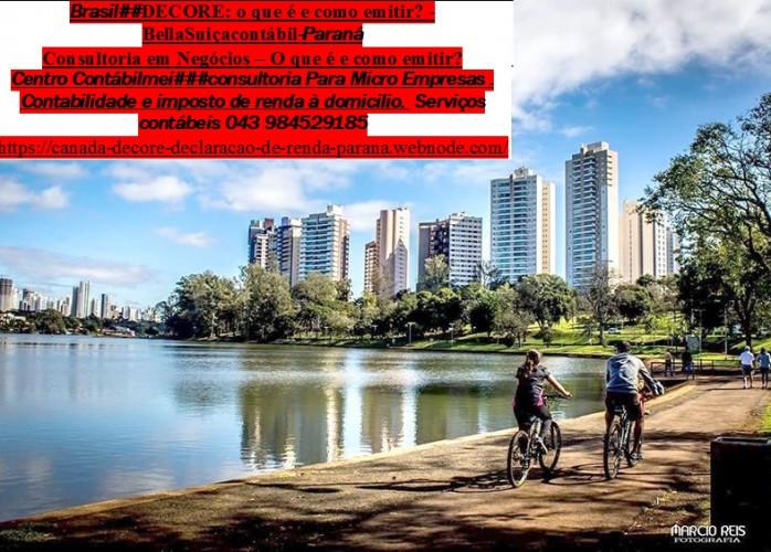 Paraná Centro-Londrina -  Contabilidade e assessoria empresarial ...