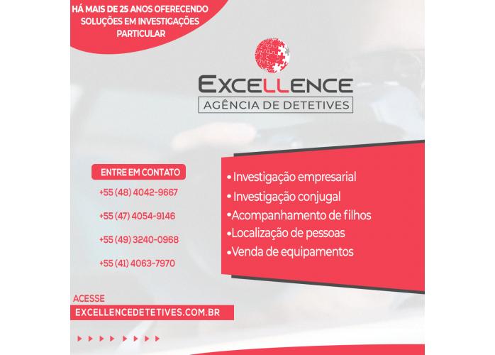 Detetive Excellence 24 Horas Balneário Camboriú – SC