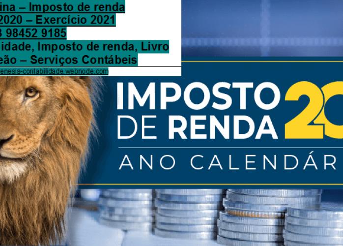 Imposto de renda, entenda o que pode mudar em 2022-(IR)  Londrina