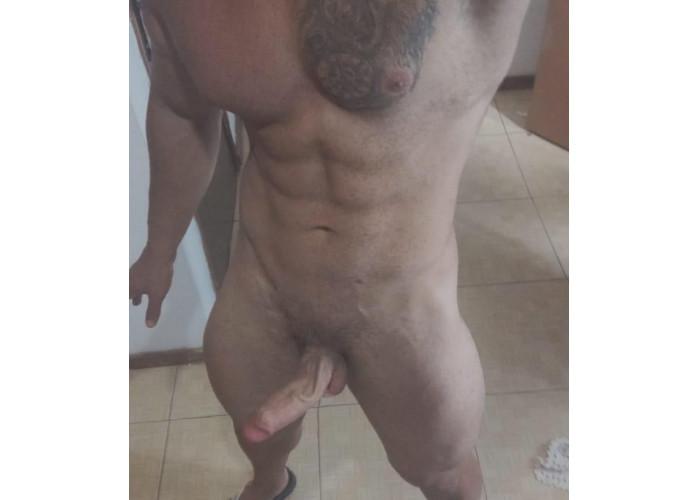 Samir 22cm 1.93 de altura 120 kg músculos atv