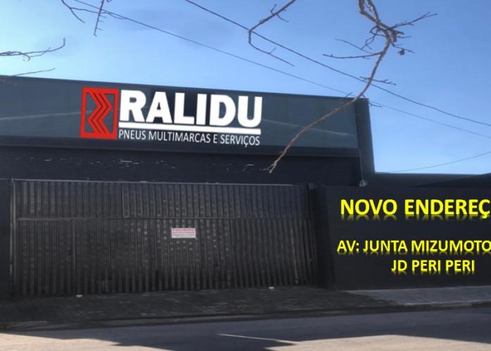 Ralidu Comercio de Pneus e Servicos Automotivos LTDA.